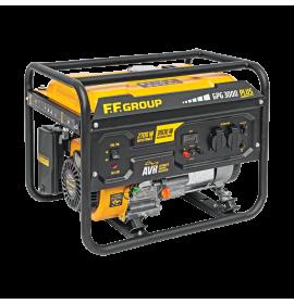 FF GROUP ΓΕΝΝΗΤΡΙΑ ΒΕΝΖΙΝΗΣ GPG 3000 PLUS 3.0 KW (46093)